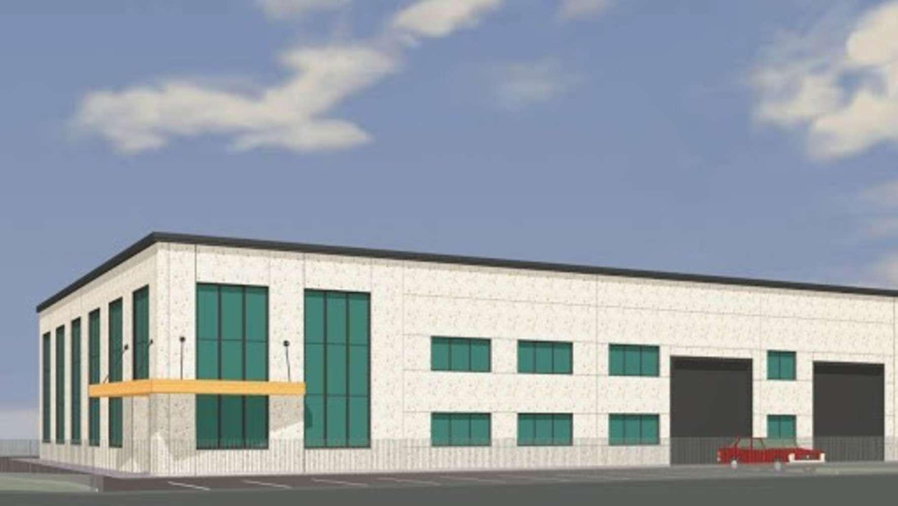 Magazzini industriali e logistici Stradella, 27049 - Broni Park