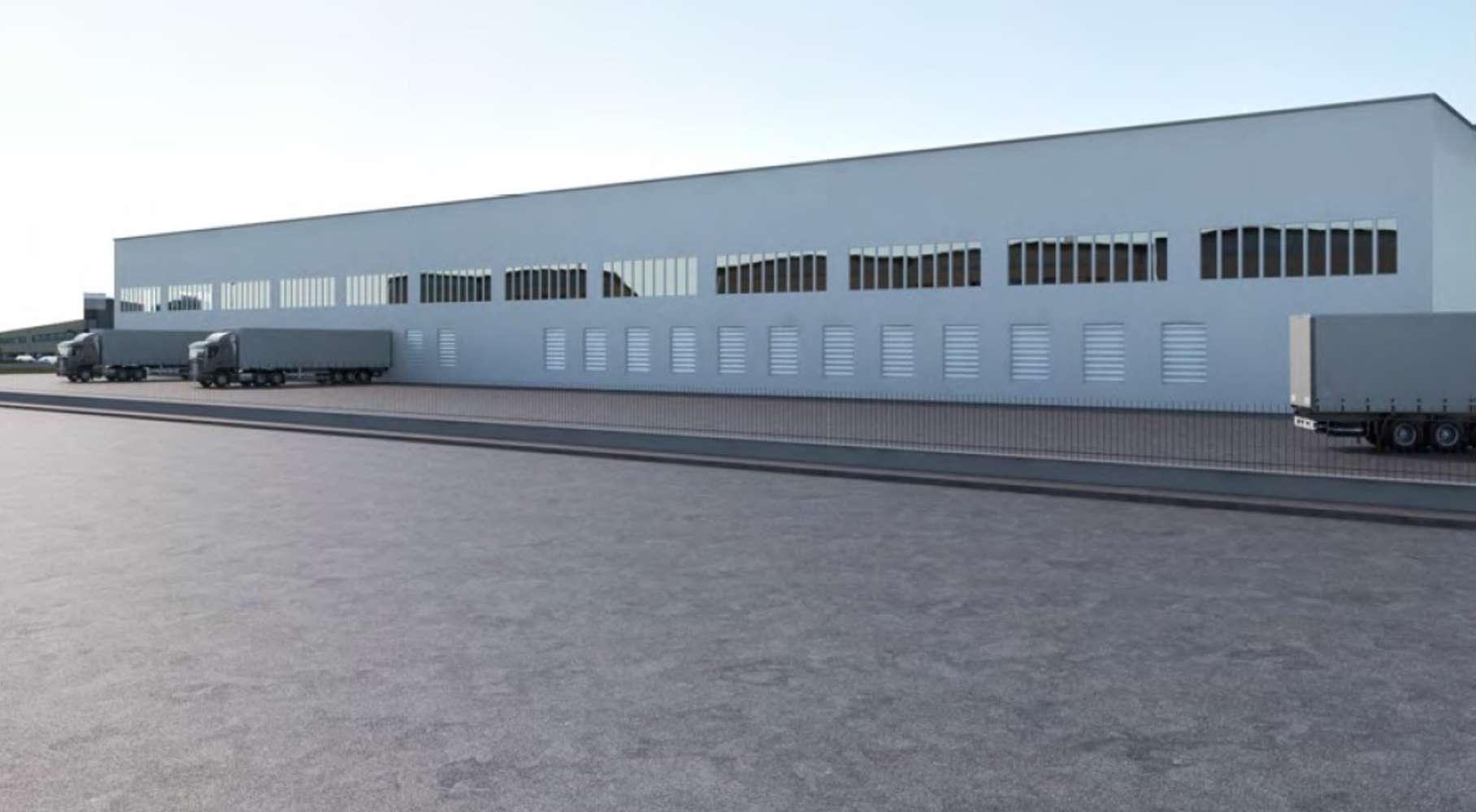 Magazzini industriali e logistici Sordio, 26858 - Area logistica Sordio