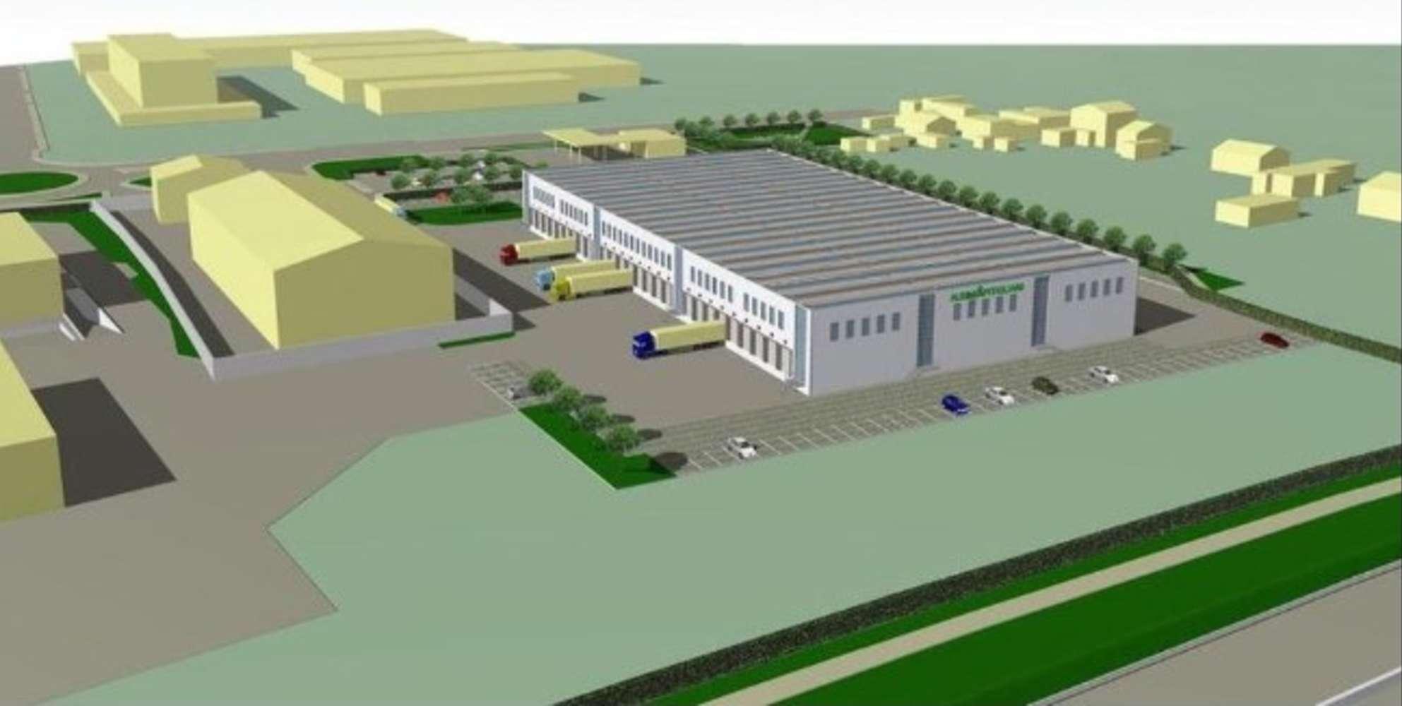Magazzini industriali e logistici Brembate, 24041 - Brembate