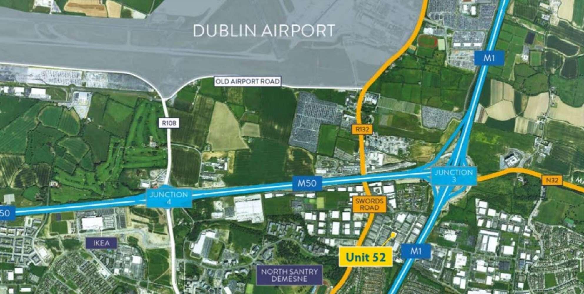 Industrial Dublin 17, D17 PH39 - Unit 52 Airways Industrial Estate