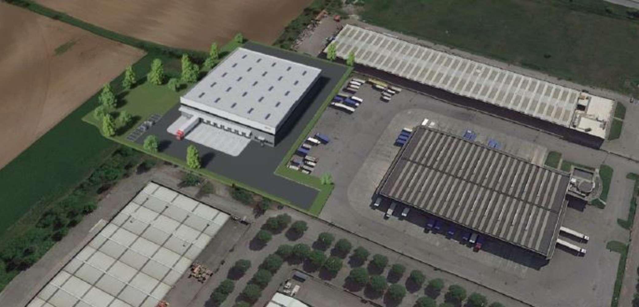 Magazzini industriali e logistici Montichiari, 25018 - Montichiari