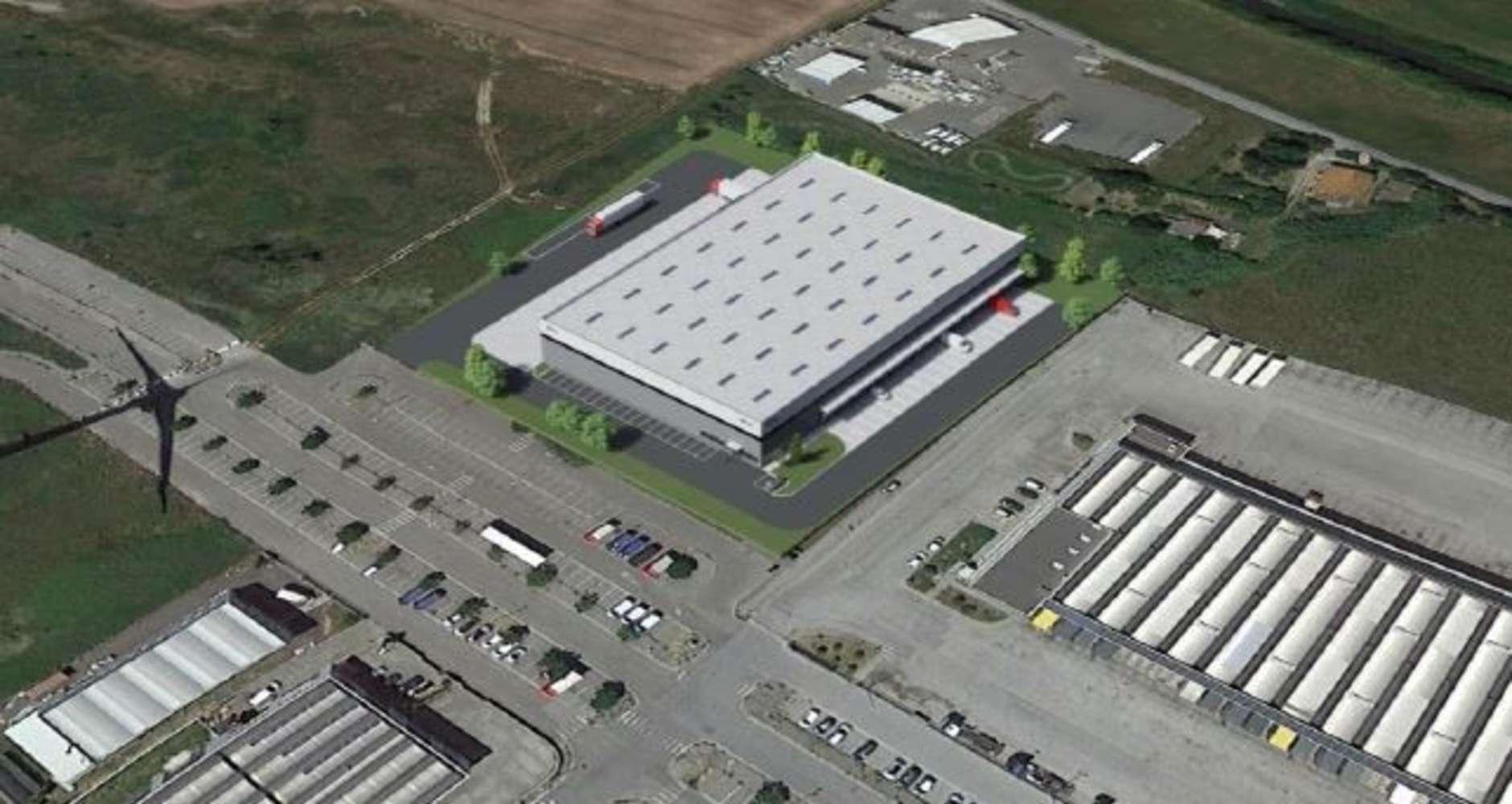 Magazzini industriali e logistici Pontedera, 56025 - Pontedera