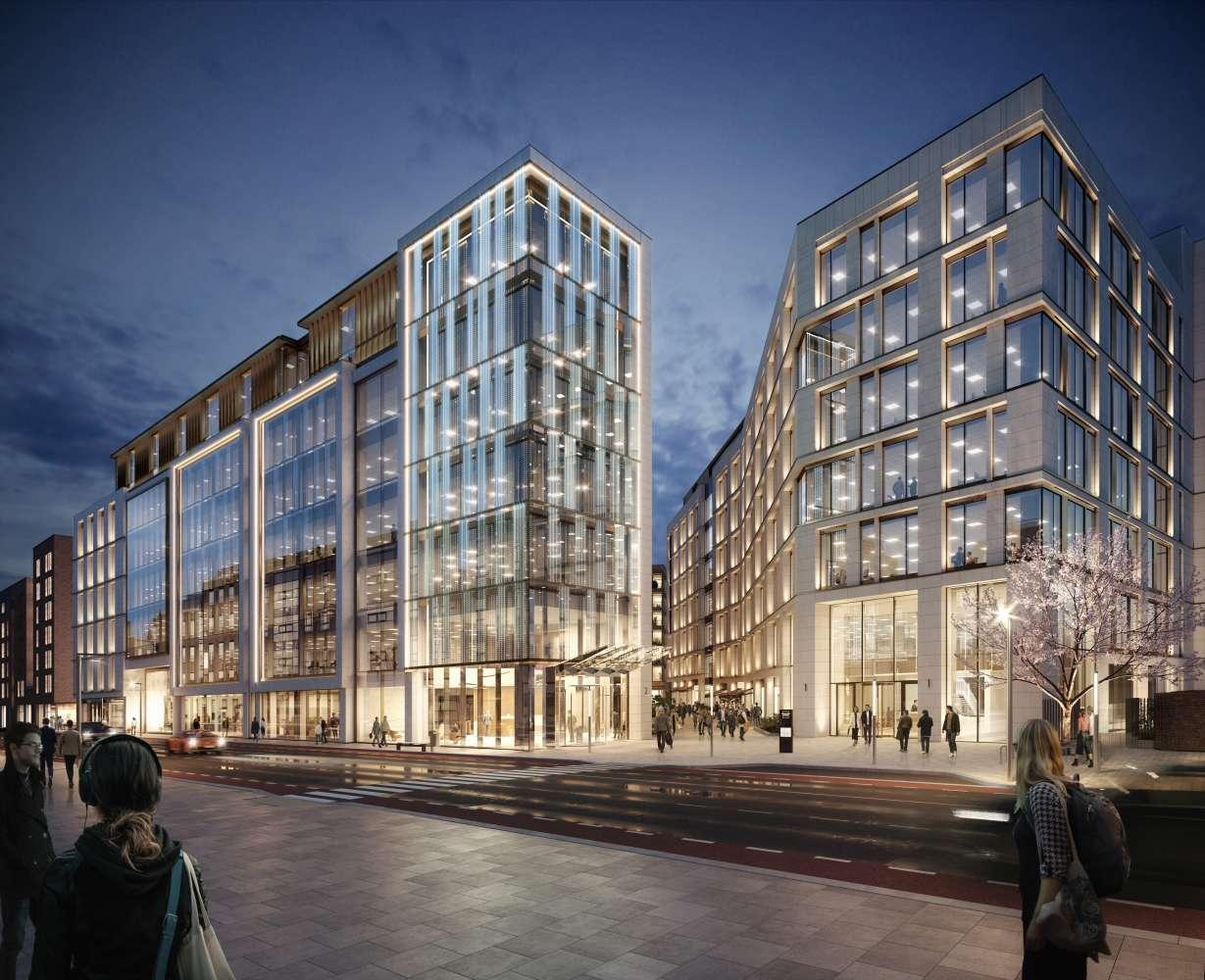 Office Dublin 2,  - One Charlemont Square,