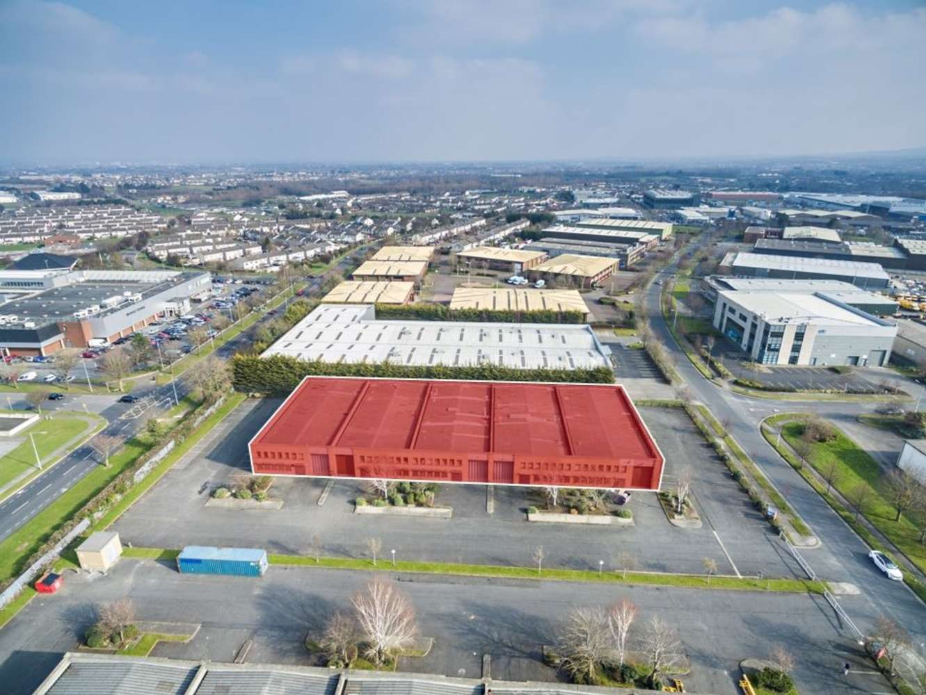 Industrial Dublin 24, D24 F6PC - Unit 72 Broomhhill Road