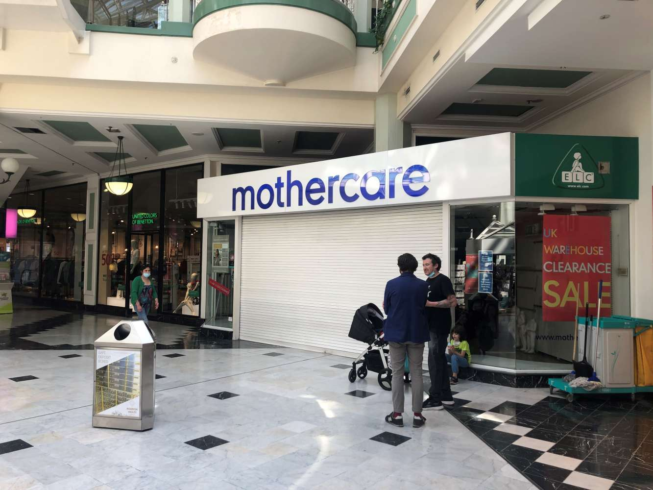 Retail Dublin 2, D02 HP22 - Unit 001B, Stephen's Green Shopping Centre
