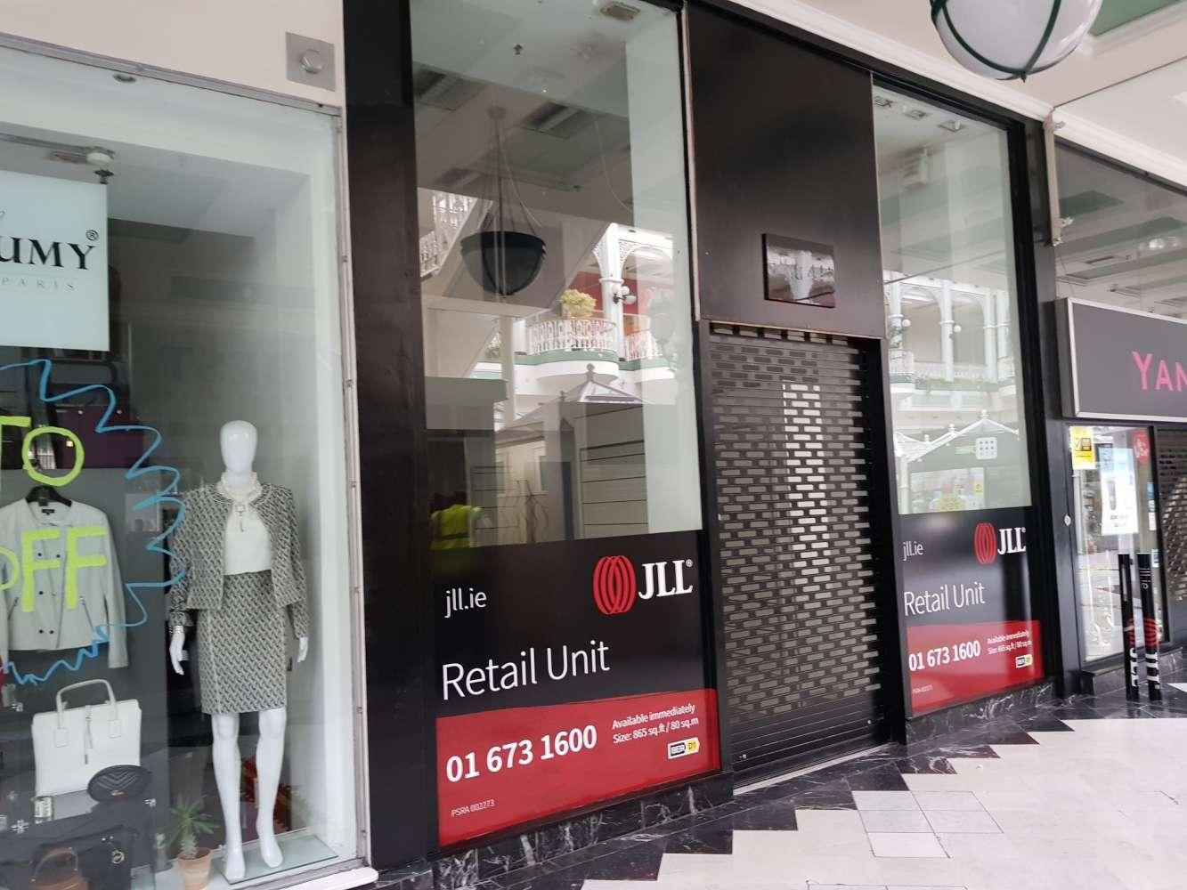 Retail Dublin 2, D02F799 - Unit 21, Stephen's Green Shopping Centre