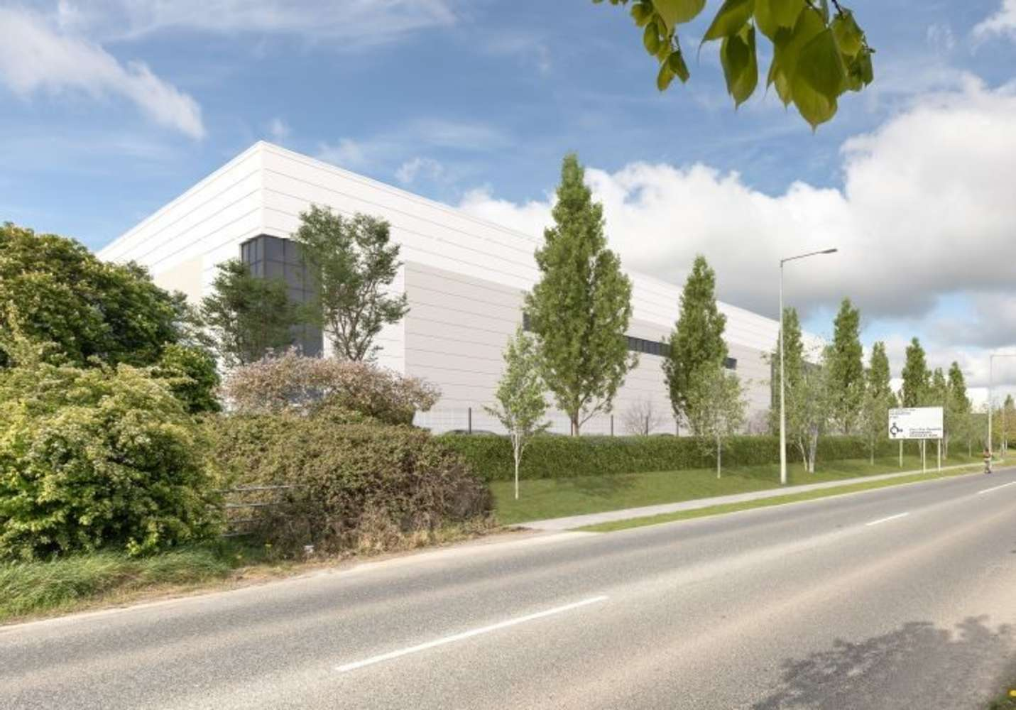 Industrial Co dublin,  - Block E, Greenogue Logistics Park