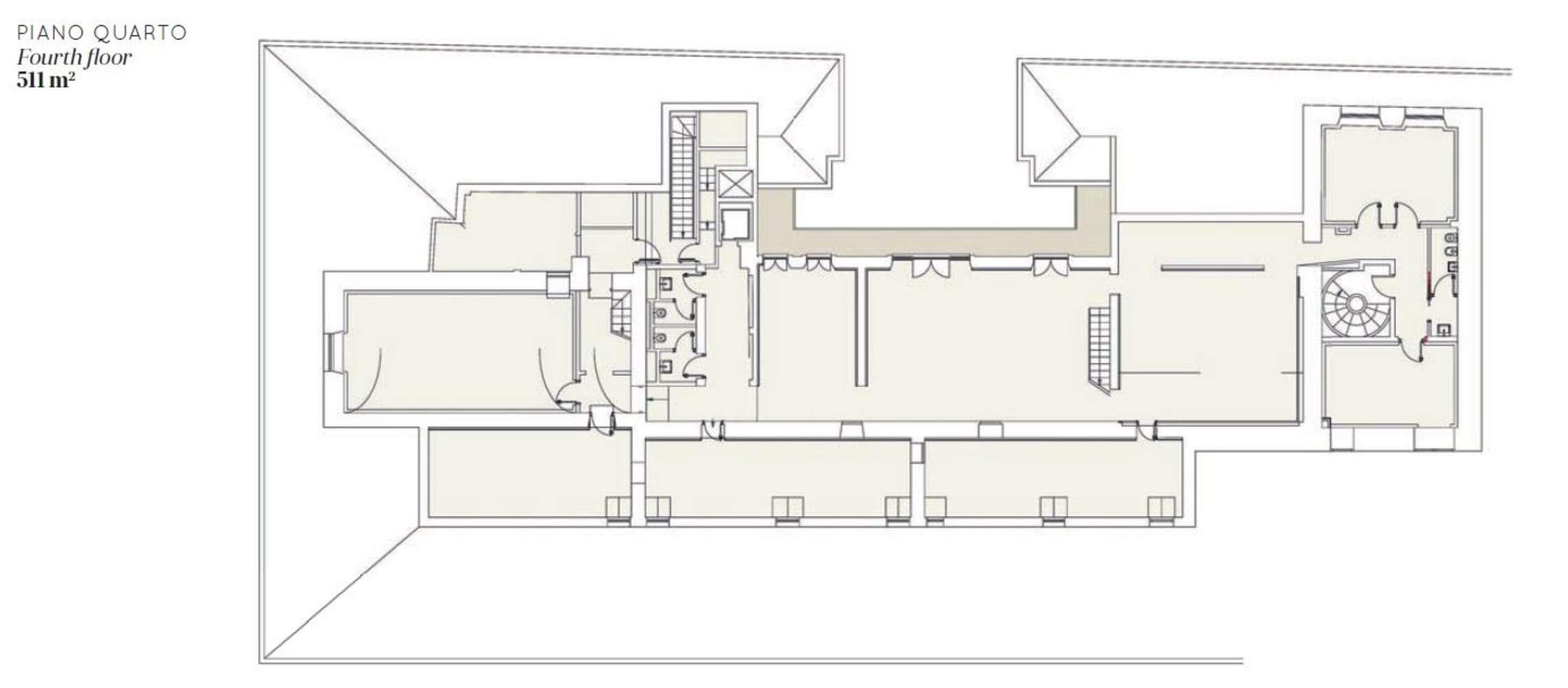 Ufficio Roma, 00186 - Venezia 5 - Palazzo Bonaparte
