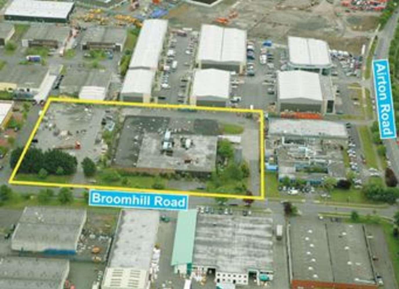 Industrial Dublin 24, D24 XA52 - Broomhill Road