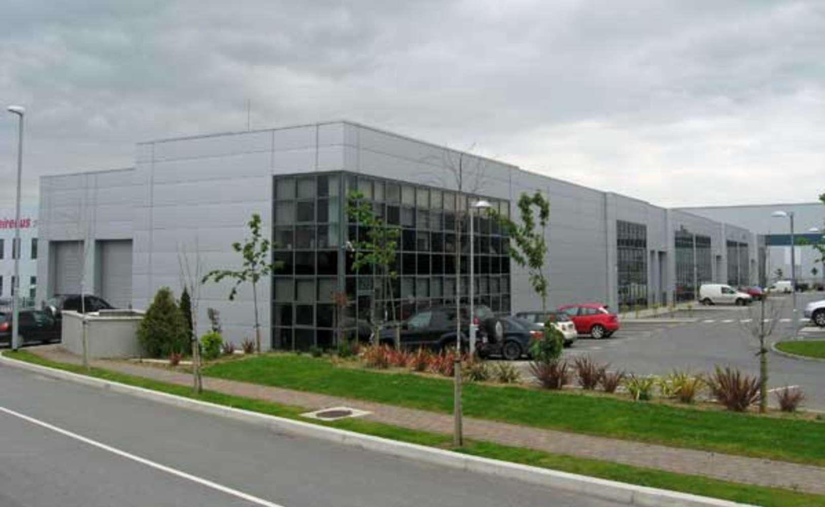 Industrial Dublin 15, D15 AKK1 - Blanchardstown Corporate Park Phase 2 - 115700