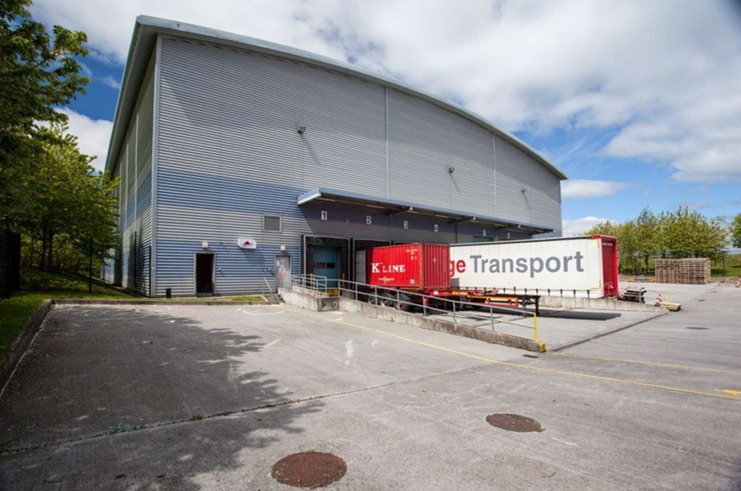 Industrial Co dublin, K67 DE72 - Unit 2 Horizon Logistics Park - 8272759