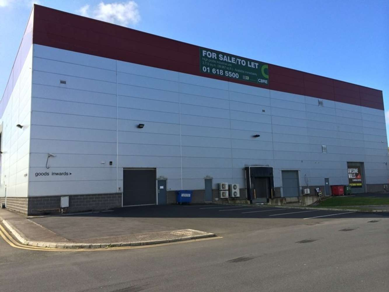 Industrial Dublin 11, D11 FE03 - Unit 8 North Park - 8354081
