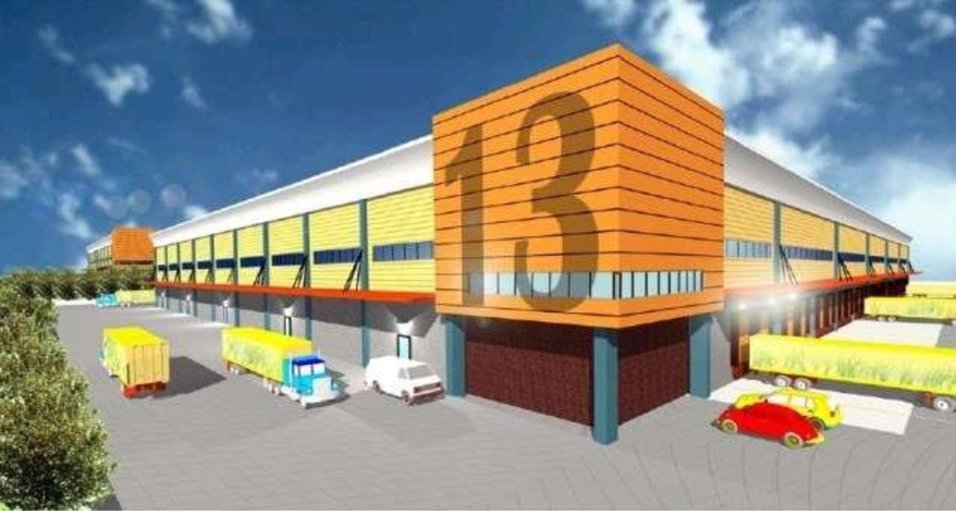 Magazzini industriali e logistici Colleferro, 00034 - Polo Logistico Colleferro - 8410875