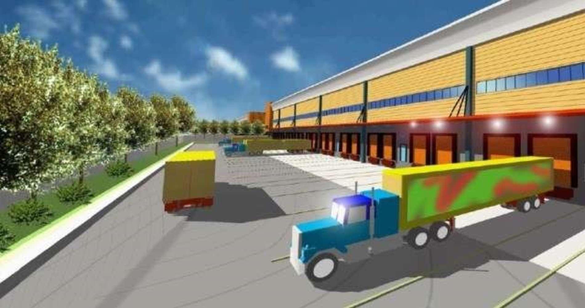 Magazzini industriali e logistici Colleferro, 00034 - Polo Logistico Colleferro - 8410874