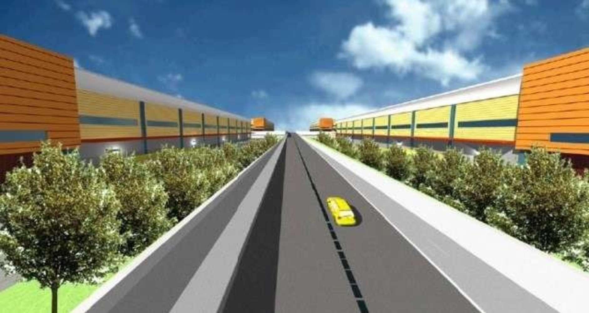Magazzini industriali e logistici Colleferro, 00034 - Polo Logistico Colleferro - 8410876