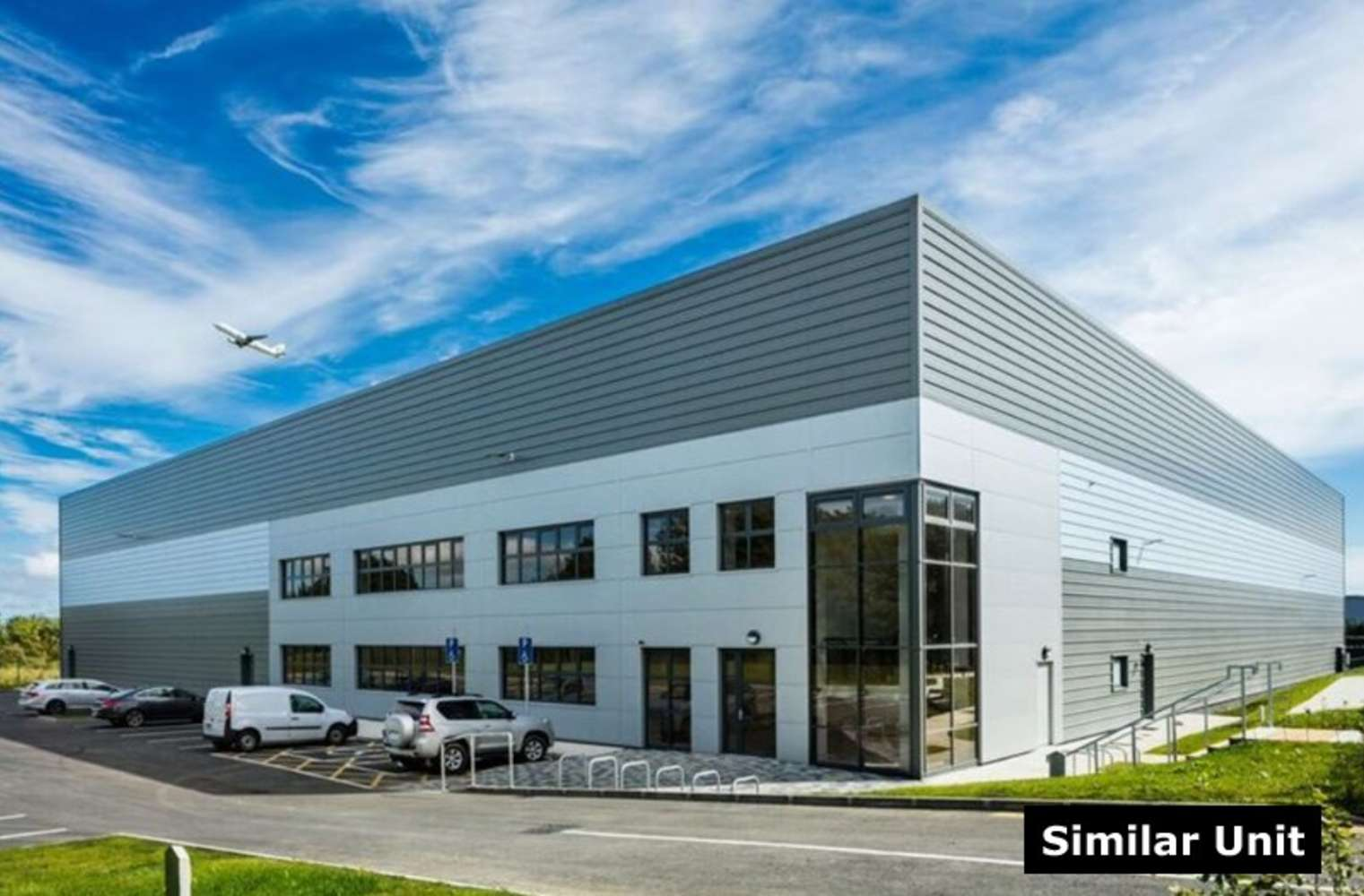 Industrial Co dublin, K67 DE72 - Unit 2 Horizon Logistics Park - 8683776