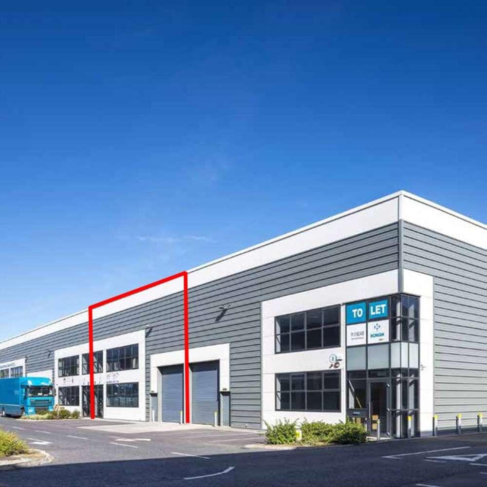 Industrial Dublin 11, D11 RR76 - Unit D7 The Enterprise Centre - 8740125