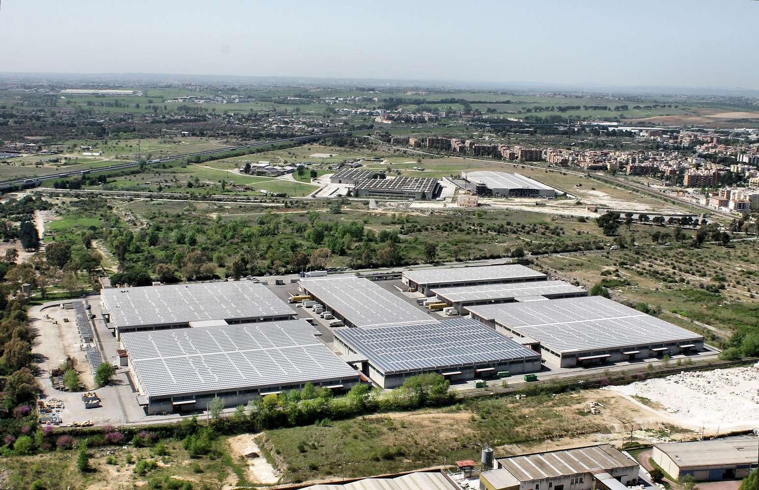 Magazzini industriali e logistici Tivoli terme rm, 00011 - Bagni di Tivoli - 8870117