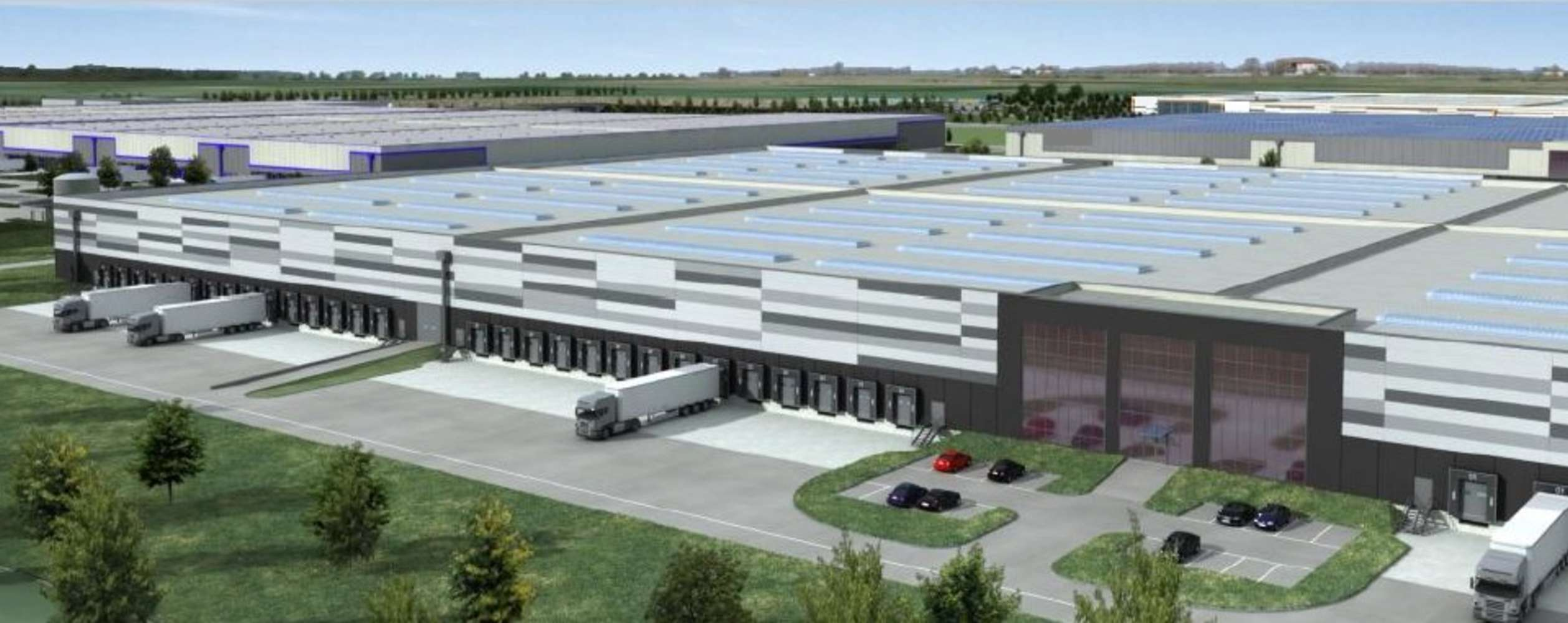 Magazzini industriali e logistici Torino, 10032 - VAILOG East Turin Logistics Park - 8899791