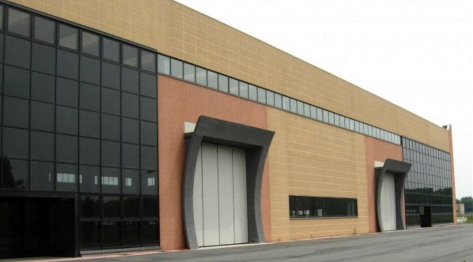 Magazzini industriali e logistici Lonate pozzolo, 21015 - Lonate Pozzolo Warehouse - 8904209