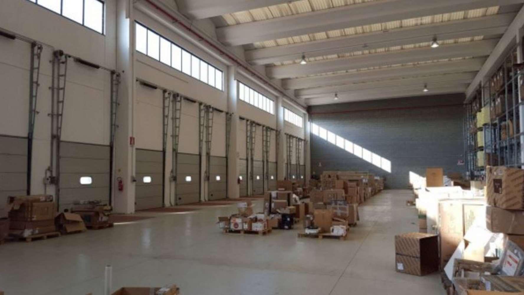 Magazzini industriali e logistici Lonate pozzolo, 21015 - Lonate Pozzolo Warehouse - 8904212