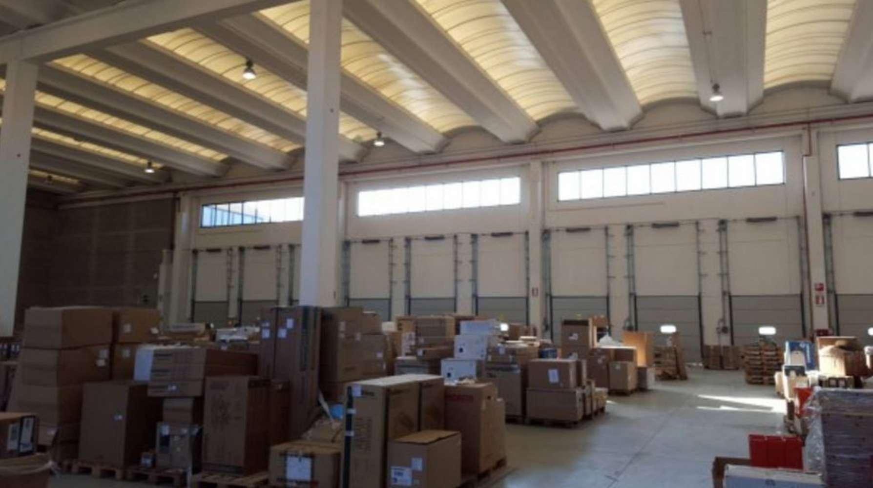 Magazzini industriali e logistici Lonate pozzolo, 21015 - Lonate Pozzolo Warehouse - 8904213