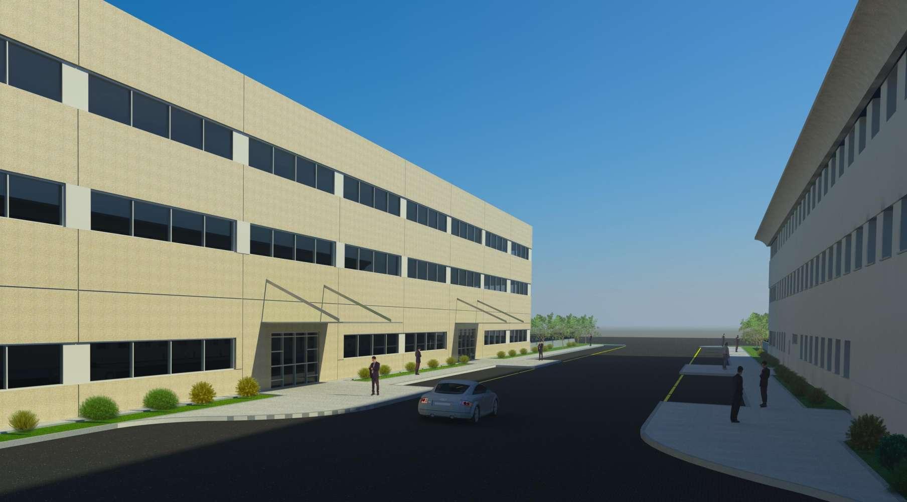 Magazzini industriali e logistici Pomezia, 00040 - Pomezia Logistics Center - 8907414
