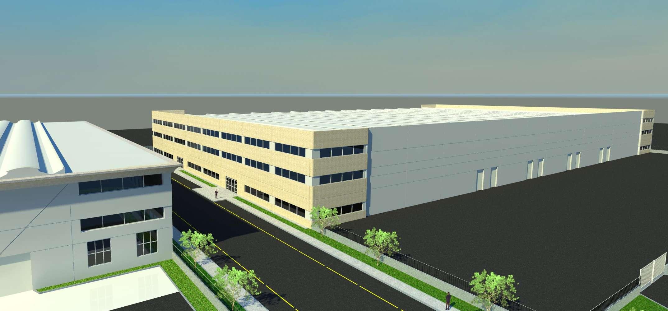 Magazzini industriali e logistici Pomezia, 00040 - Pomezia Logistics Center - 8907416