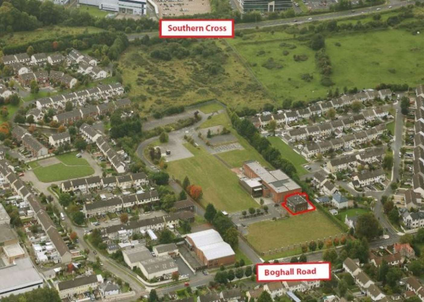 Industrial Co wicklow, A98 VR72 - Detached Two Storey Office, Boghall Road - 8925413