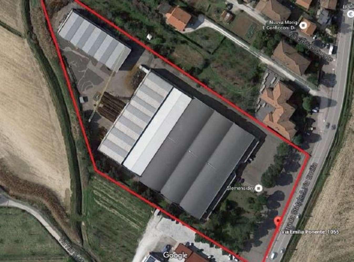 Magazzini industriali e logistici Cesena, 47522 - Cesena 1 - 8969471