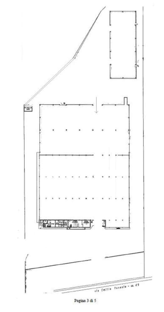 Magazzini industriali e logistici Cesena, 47522 - Cesena 1 - 8969473