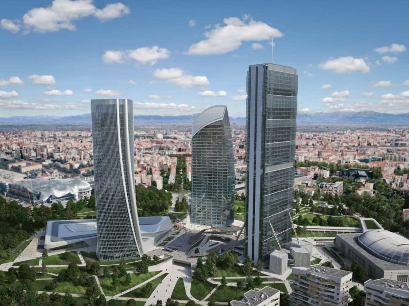 Ufficio Milano, 20149 - Torre Libeskind - 9127919