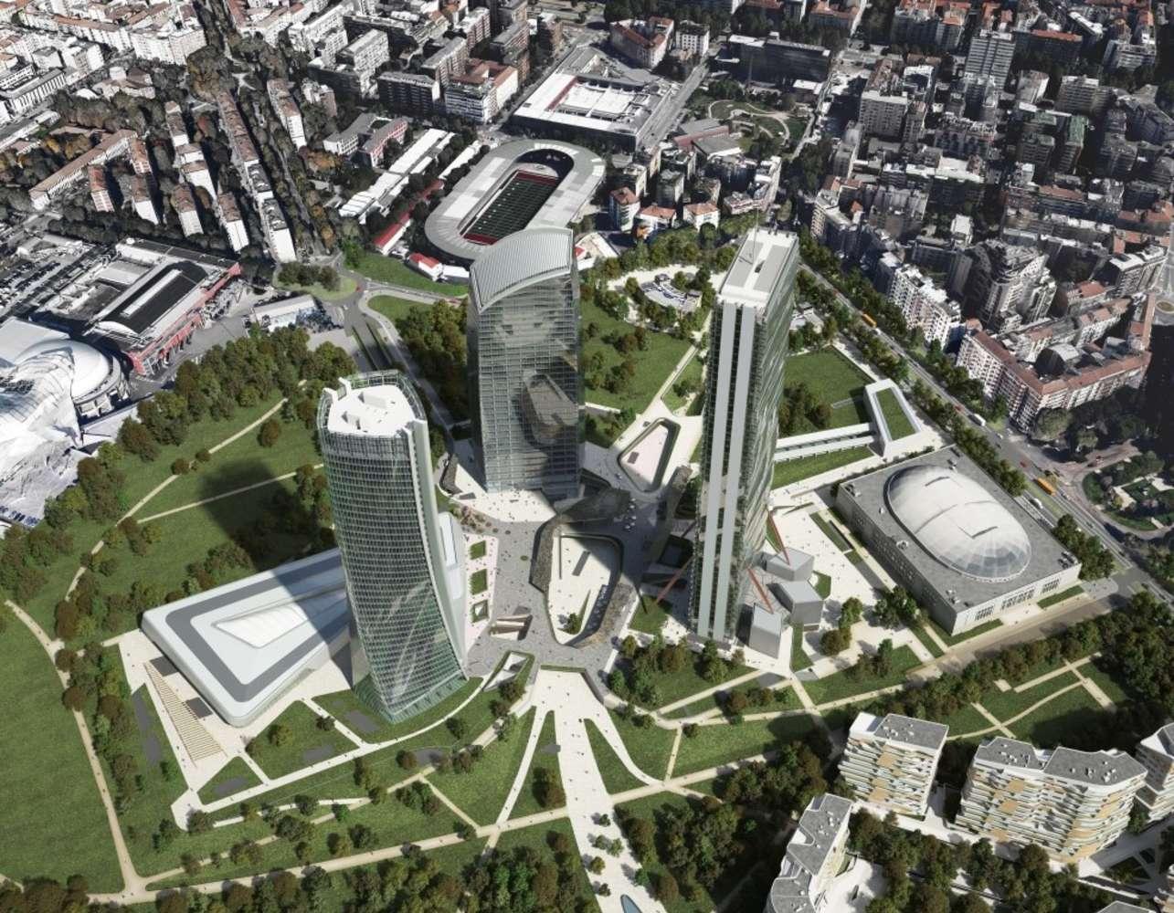 Ufficio Milano, 20149 - Torre Libeskind - 9127920