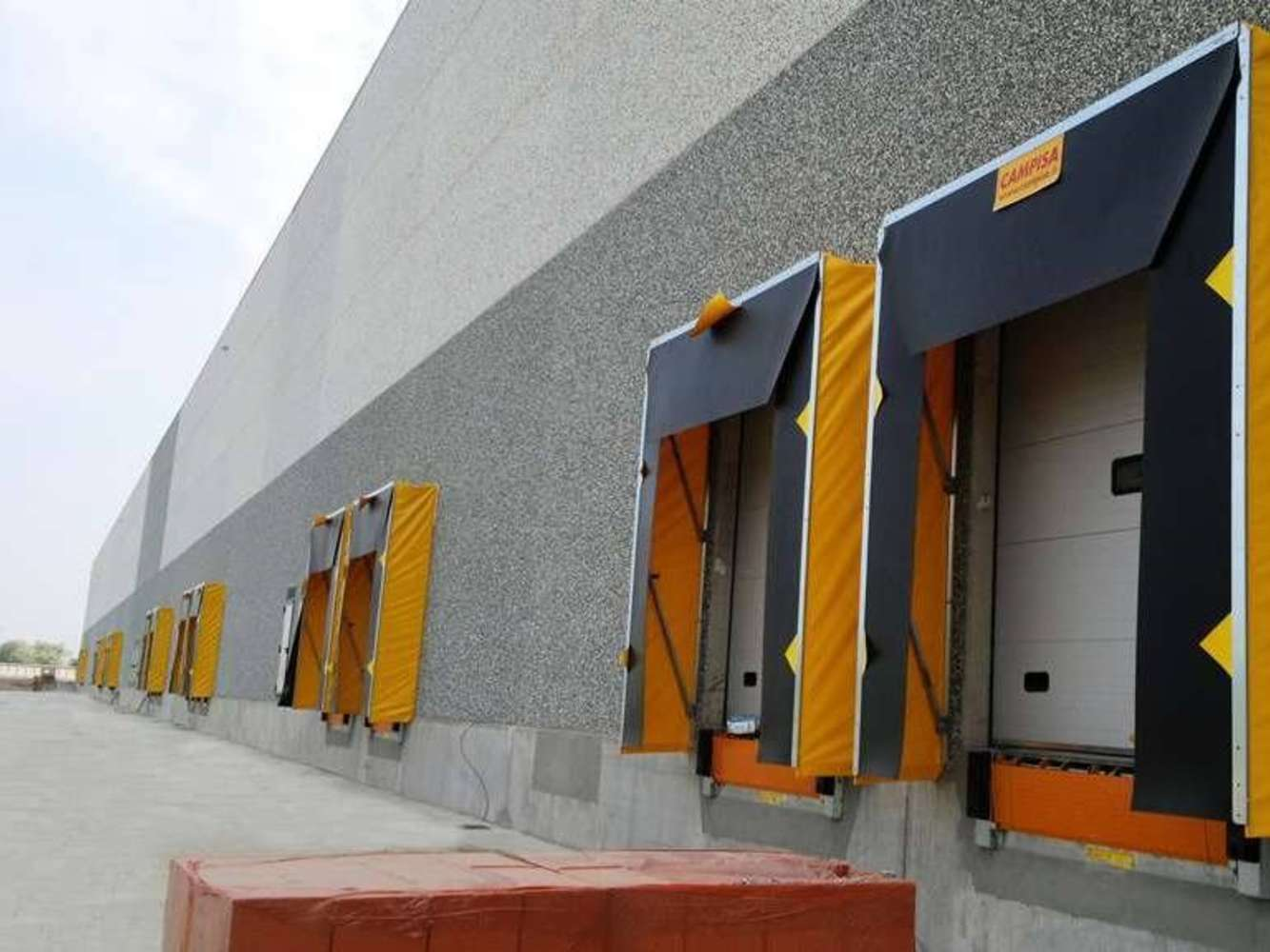 Magazzini industriali e logistici Codogno, 26845 - Codogno Warehouse - 9134657