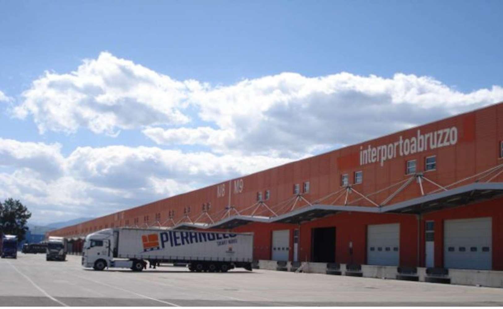 Magazzini industriali e logistici Manoppello, 65024 - Interporto d'Abruzzo - 9134717