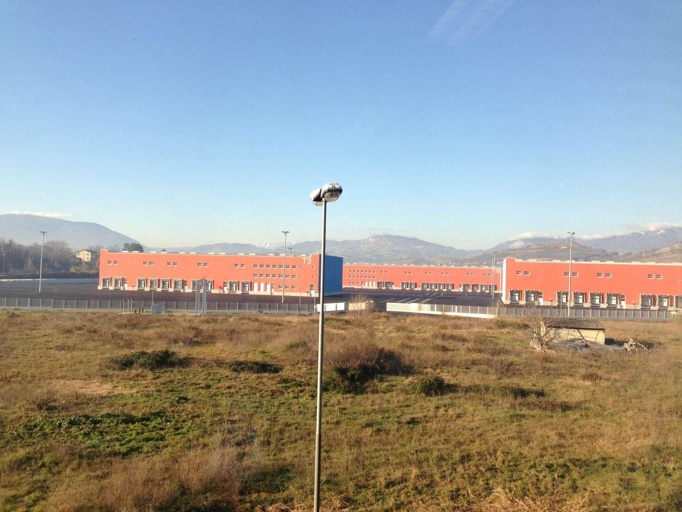 Magazzini industriali e logistici Manoppello, 65024 - Interporto d'Abruzzo - 9134715