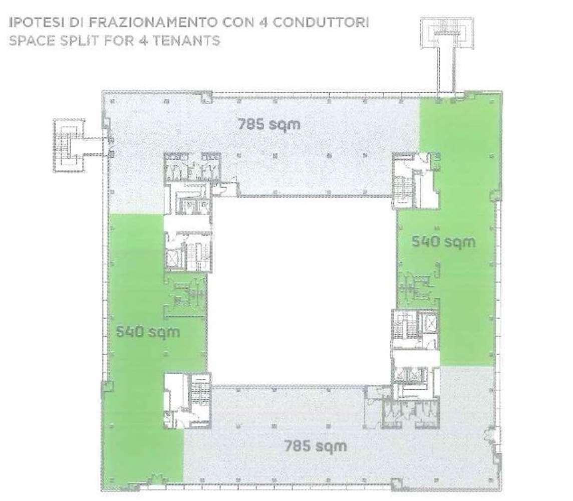 Ufficio Milano, 20141 - Centro Leoni - 9150244