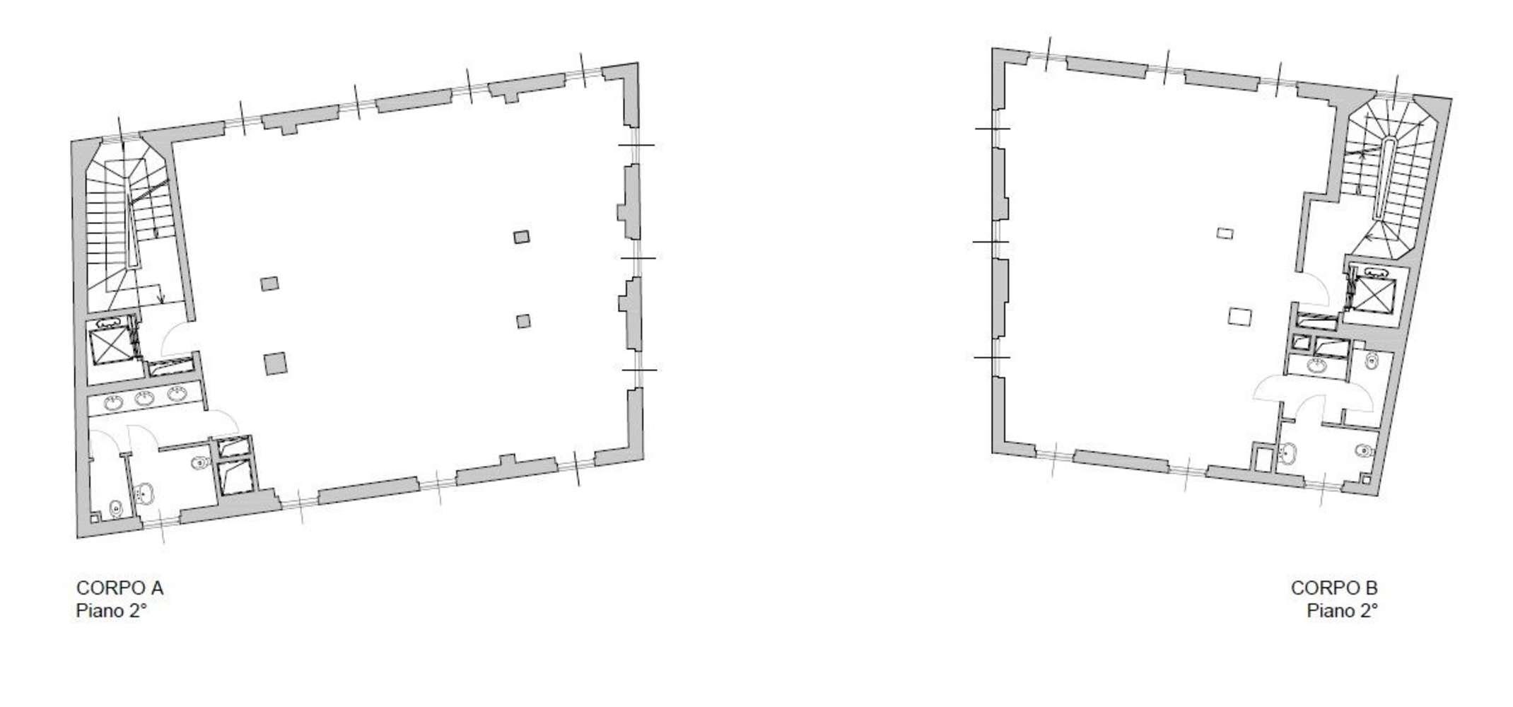 Ufficio Milano, 20123 - Via Borromei 5 - 9151265