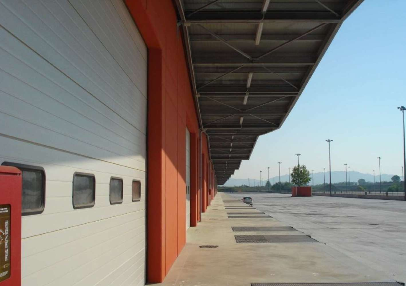 Magazzini industriali e logistici Manoppello, 65024 - Interporto d'Abruzzo - 9184574