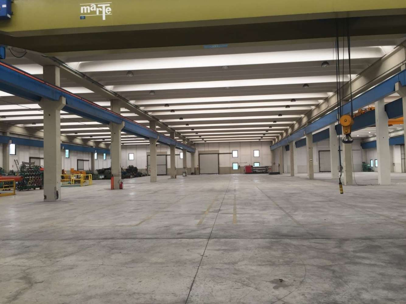 Magazzini industriali e logistici Mapello, 24030 - Mapello - 9200083