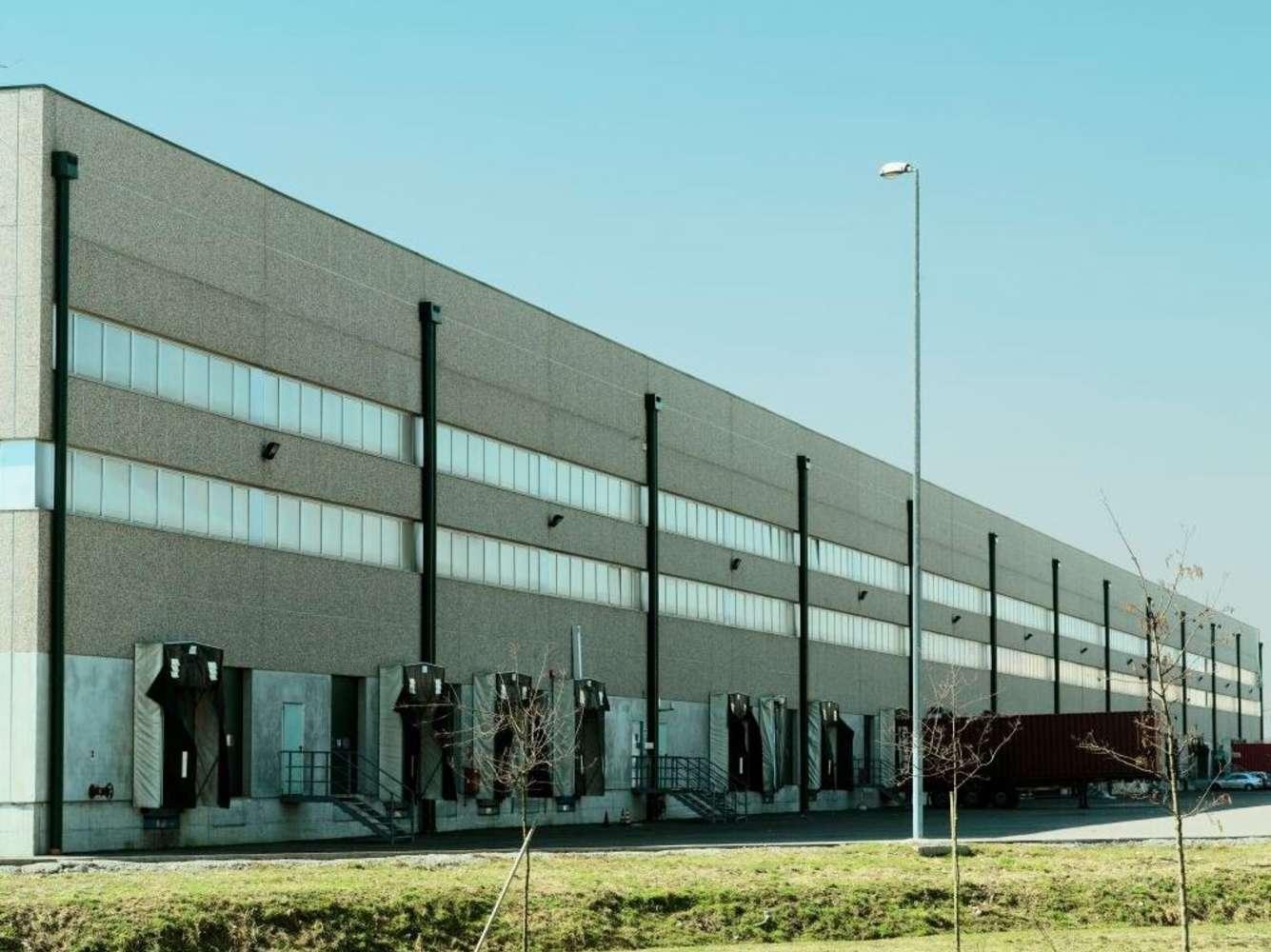Magazzini industriali e logistici Lacchiarella, 20084 - Milano Logistic Centre - edificio America - 9210336