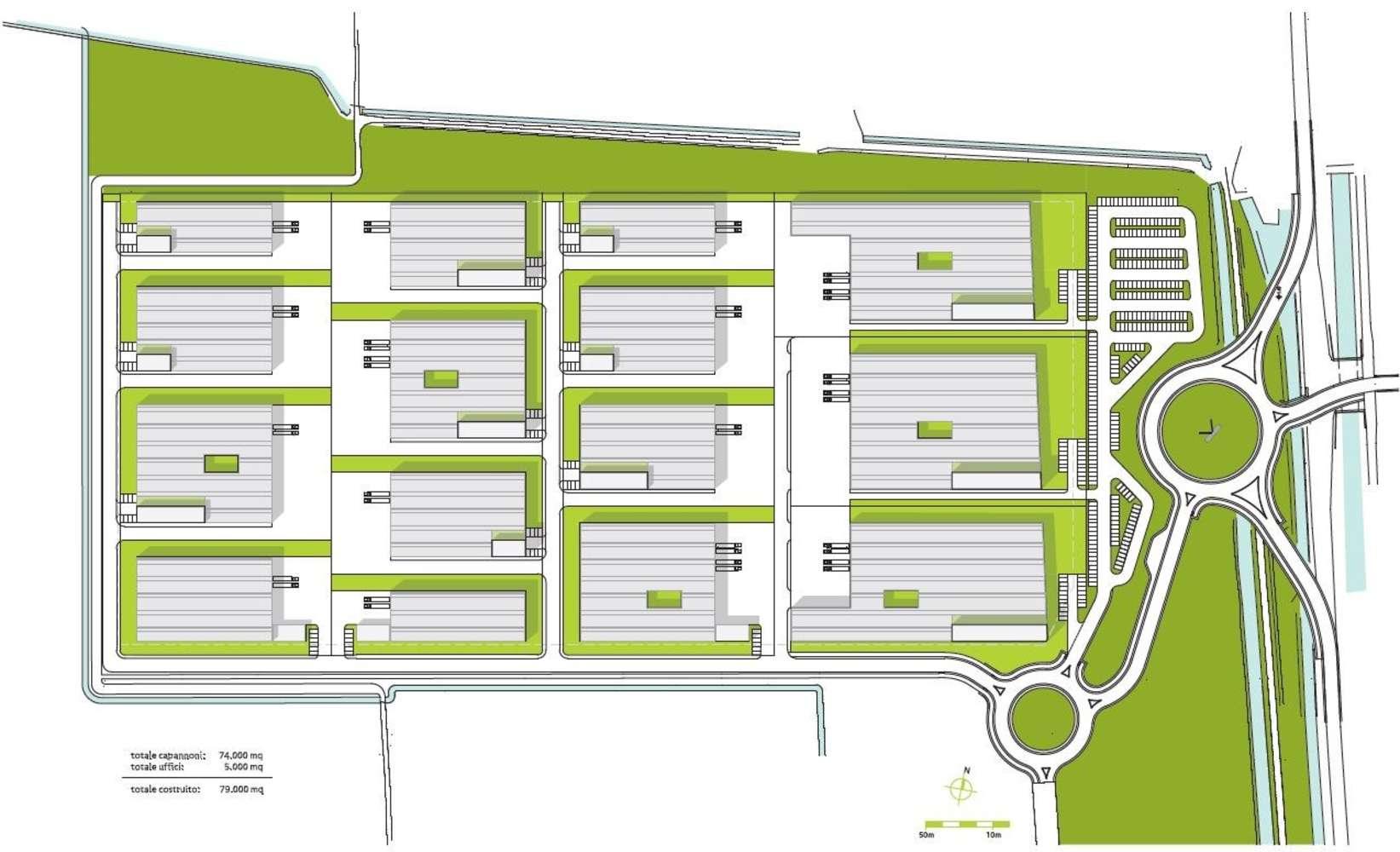 Magazzini industriali e logistici Vellezzo bellini, 27010 - Vellezzo Bellini (PV) - 9210384