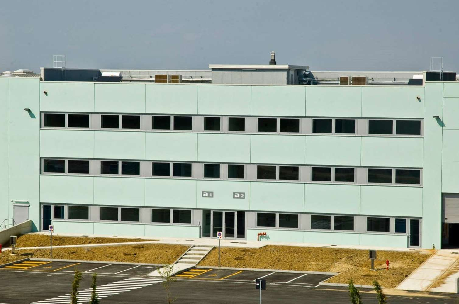 Magazzini industriali e logistici Tortona, 15057 - Logicor Logistics Park Alessandria - 9211653