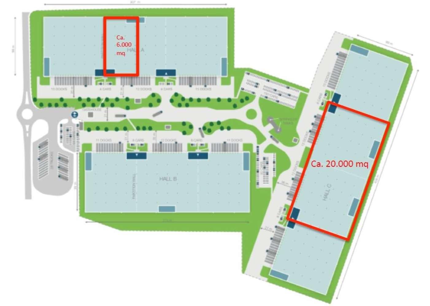 Magazzini industriali e logistici Tortona, 15057 - Logicor Logistics Park Alessandria - 9211657