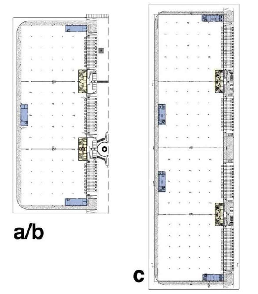 Magazzini industriali e logistici Tortona, 15057 - Logicor Logistics Park Alessandria - 9211659