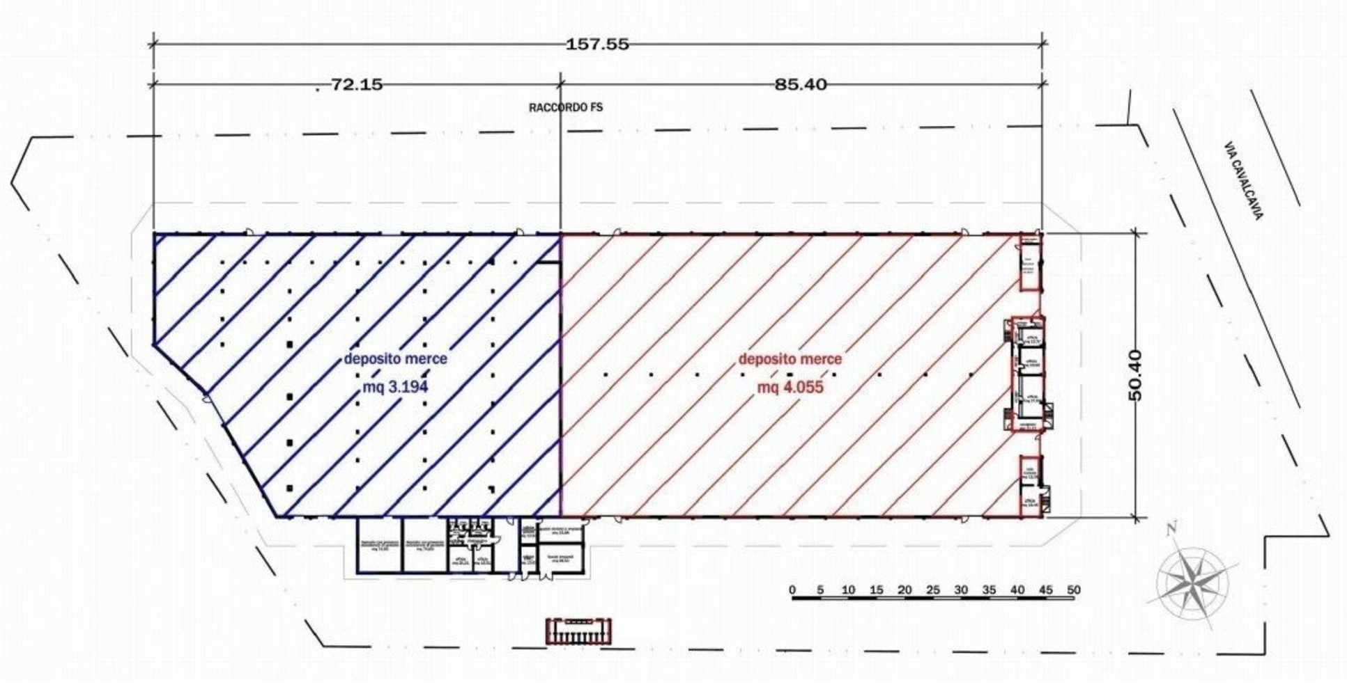 Magazzini industriali e logistici Cesena, 47521 - Cesena Warehouse - 9212975