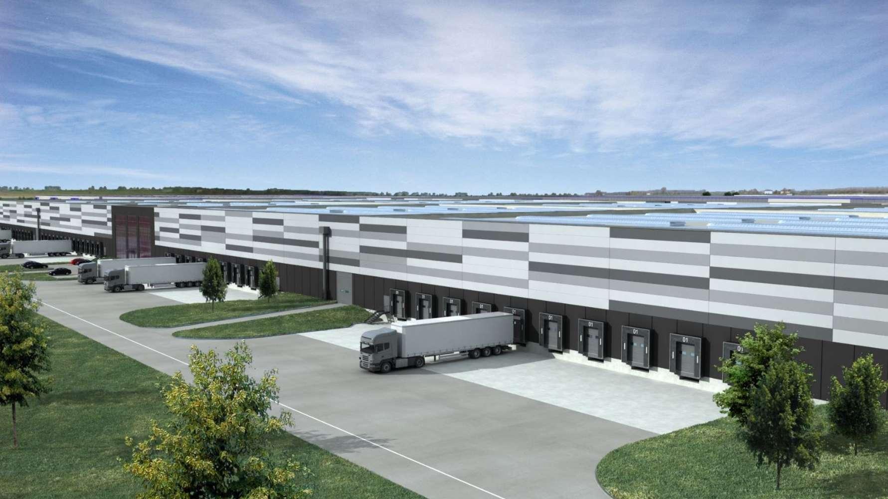 Magazzini industriali e logistici Fara in sabina, 02032 - Vailog Polo Logistico Roma Nord - 9213439