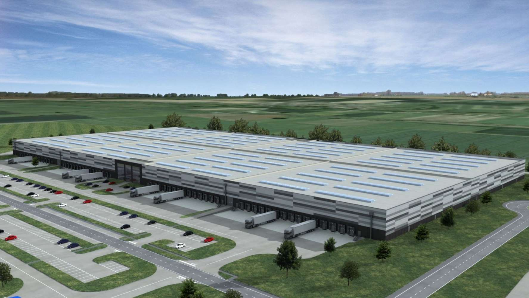 Magazzini industriali e logistici Fara in sabina, 02032 - Vailog Polo Logistico Roma Nord - 9213440