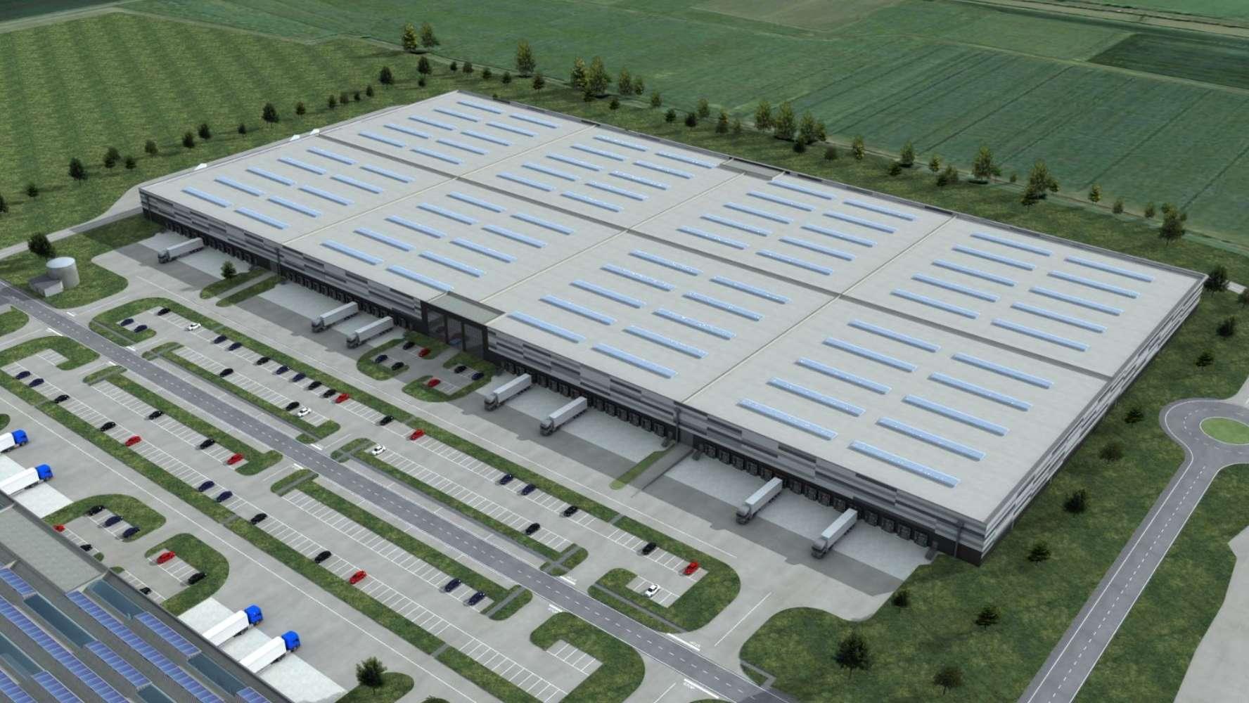 Magazzini industriali e logistici Fara in sabina, 02032 - Vailog Polo Logistico Roma Nord - 9213441