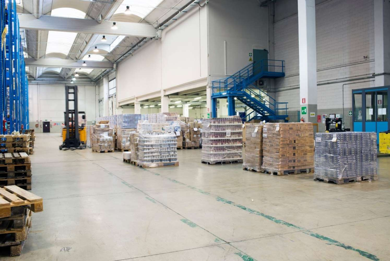 Magazzini industriali e logistici Brembio, 26822 - Brembio Warehouse